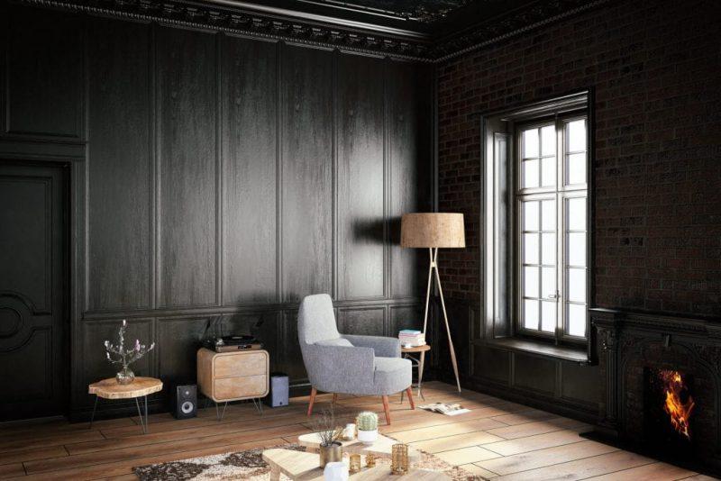 Interieur met kleur 2