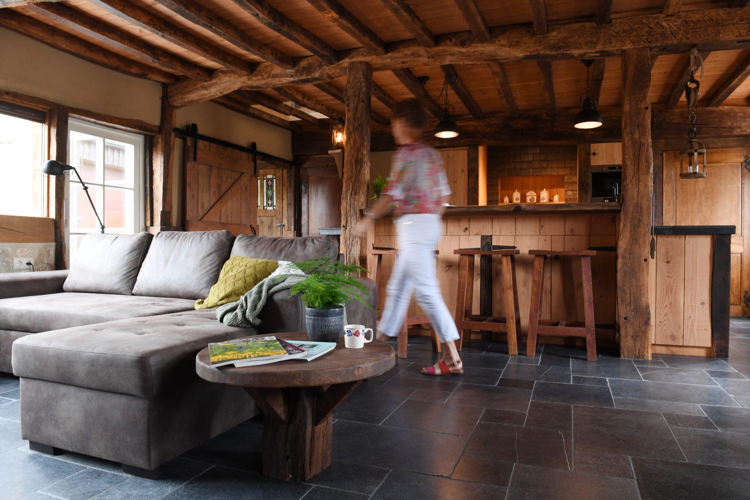 Ein modernisierter Fachwerkbauernhof Epen Woonboulevard Heerlen